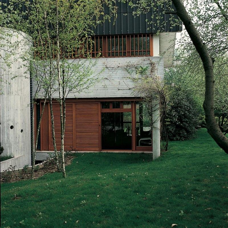 Umberto Facchini - casa Brussi