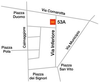 Umberto Facchini mappa mostra